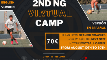 TNGS VIRTUAL CAMP: entrenando la inteligencia de juego