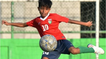 Young talent from the Maldives wins the TNGS VIRTUAL CAMP: now he will test himself with high-level players in Spain
